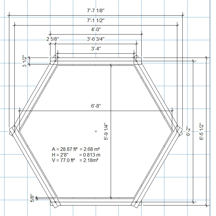 Hexagon Hot Tub Pdf Woodworking